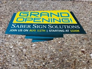 Round Rock Custom Signs Floor Graphic 300x225